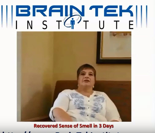 BrainTek Trainer tells of her experiences
